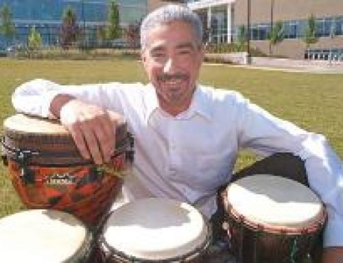 Drum circles emerging as effective therapy method