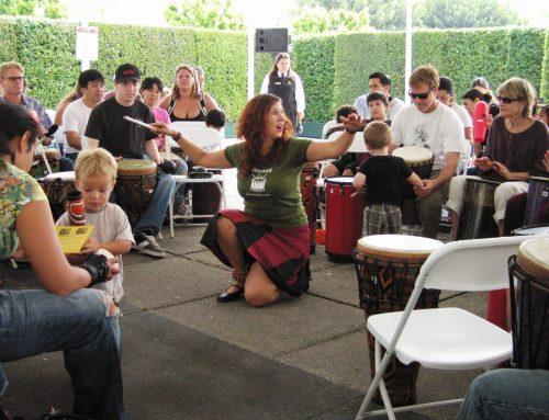 EVENT: S.F. Community Celebration Drummm Circle 10/29/09