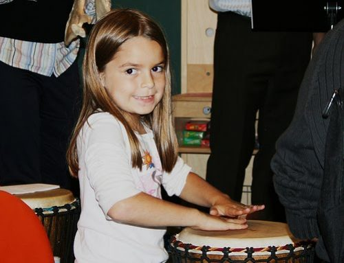 DRUMMM brings the beat to UCSF Children's Hospital