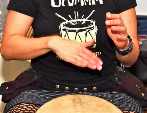 Kick off 2011 in Rhythm with DRUMMM!