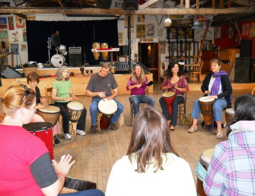 Monthly Drummm Circle strengthens community in SF Bay Area!