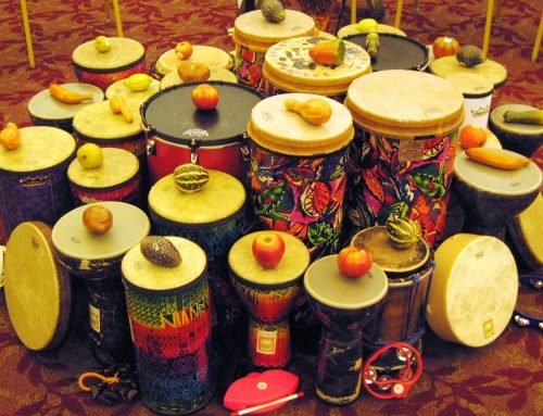 "DRUMMM Presents ""LifeBEAT"" Wellness Program for Cancer Patients & Survivors at UCSF"