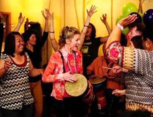Embodying Persephone: A Women's Spring Renewal Retreat with Drum, Yoga, + Song