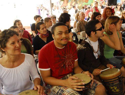 Summer of Rhythm! DRUMMM Community Events Calendar, Jun-Aug 2013