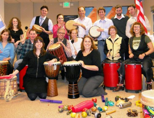 Upcoming Community DRUMMM Events! November to December 2014