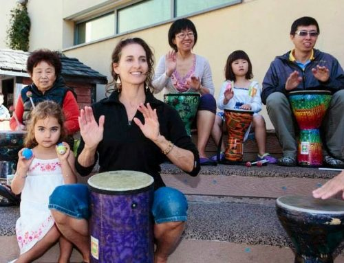 Family Drummm Circle returns to Benicia! Sunday September 27th, 2015