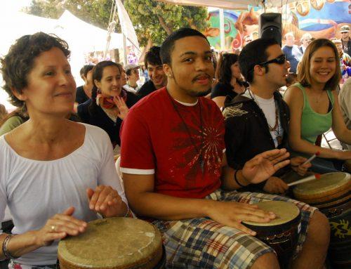 "New ""DRUMMM MAGIC"" Drum Circle with Jeni Swerdlow + MIka Scott in San Rafael, CA"