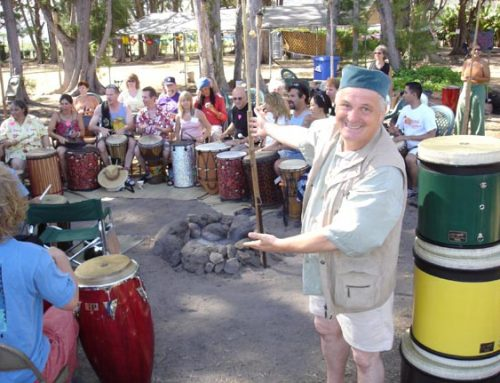 S.F. Bay Area Drum Circle Facilitator Training with Arthur Hull, April 1-3, 2016