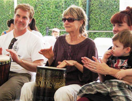 Family Drummm Circle & Harvest Celebration