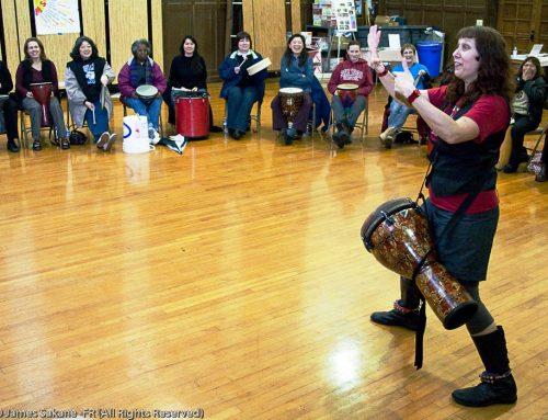 Universal Drumming Classes – Winter 2016