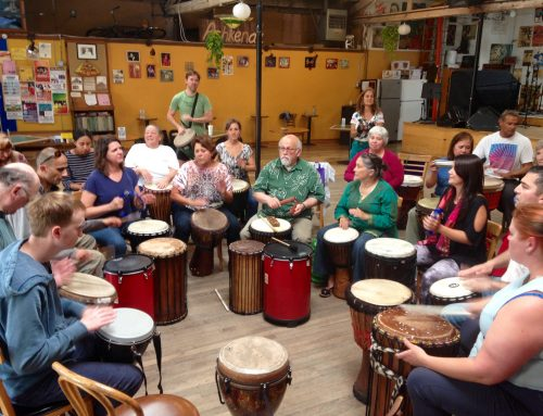 "Monthly East Bay Drummm Circle moves to ""2nd Sundays"""