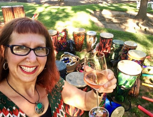 """Join our """"DRUMMMiversary"""" Celebration on 8/12/18 – it's FREE!"""