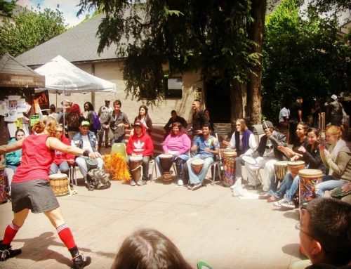 Introduction to Drum Circle Facilitation Seminar (5/11/19 in Berkeley, CA)