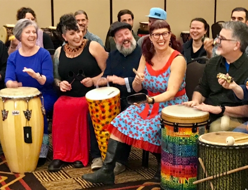 Drumming in the Age of the Coronavirus