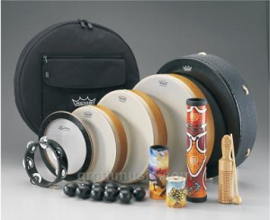 Remo Percussion Pack