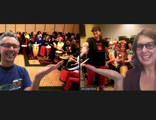 Virtual Introduction to Drum Circle Facilitation
